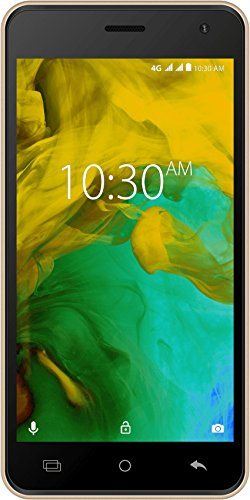 Karbonn K9 Smart Yuva (8 GB, 1 GB RAM) Gold Mobile