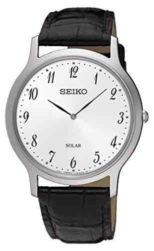 Seiko SUP863P1 Analog White Dial Men's Watch (SUP863P1)