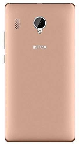 Intex Aqua Style 3 16GB Champagne Mobile