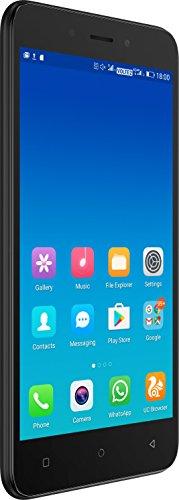Gionee X1 16GB Black Mobile