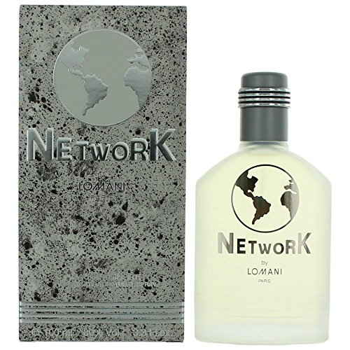 Lomani Network Eau de Toilette For Unisex, 100 ML