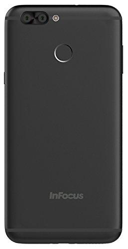 InFocus Snap4 64GB Midnight Black Mobile