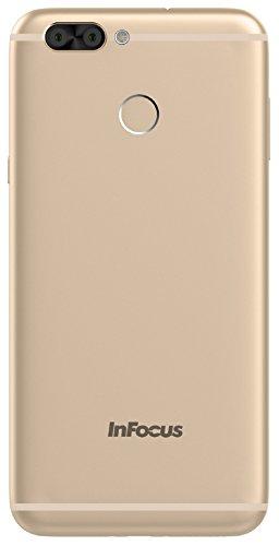Infocus Snap4 64GB Platinum Gold Mobile