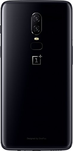 Oneplus 6 (OnePlus A6000) 64GB 6GB RAM Mirror Black Mobile