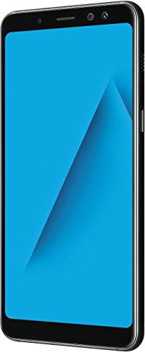 Samsung Galaxy A8 Plus 64GB 6GB RAM Black Mobile