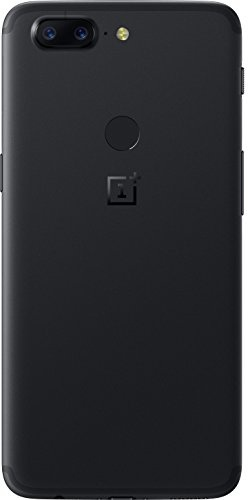 OnePlus 5T (OnePlus A5010) 64GB Midnight Black Mobile