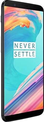OnePlus 5T 128GB Midnight Black Mobile