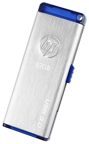 HP X730W 32 GB USB 3.0 Flash Drive Silver