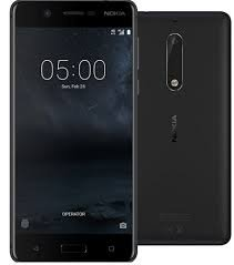 Nokia 5 DS (Nokia TA-1053) 16GB 3GB RAM Matte Black Mobile