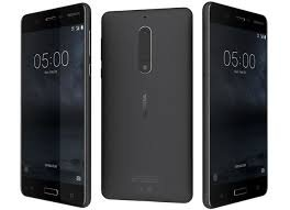 Nokia 5 16GB ROM 2GB RAM Matte Black Mobile