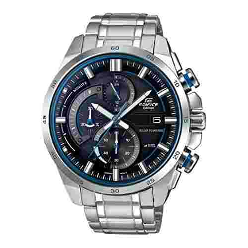 Casio Edifice EX377 (EQS-600D-1A2UDF) Analog Black Dial Men's Watch