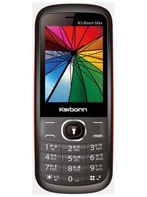 Karbonn K3 Boom Max (Black Mobile Mobile