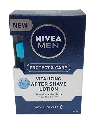 Nivea Men Protect & Care Vitalizing After Shave Lotion, 100 ML