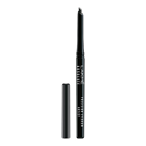 Lakme Natural Black Absolute Precision Eye Artist Eyebrow Pencil