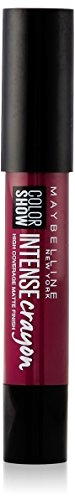Maybelline New York Color Show Intense Lip Crayon Bold Burgundy 3.5 GM