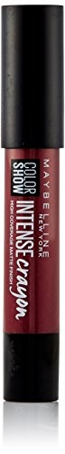 Maybelline New York Color Show Intense Lip Crayon, Dark Chocolate 3.5 GM