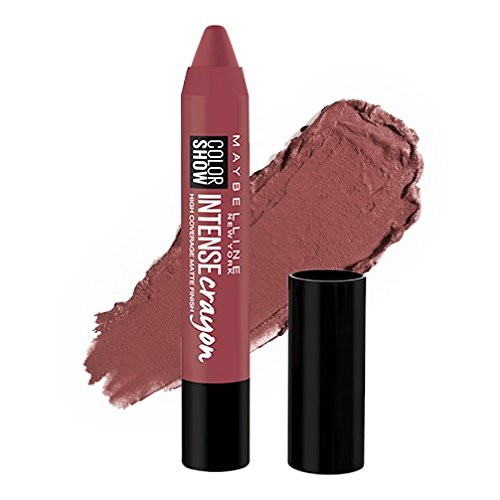 Maybelline New York Color Show Intense Crayon, Mystic Mauve 3.5 GM