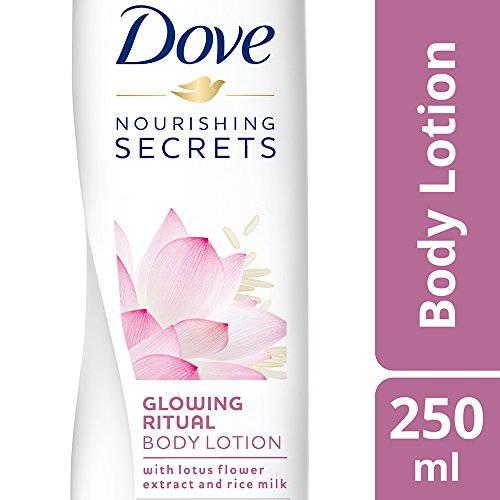 Dove Glowing Ritual Body Lotion 250ml