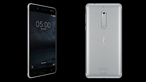 Nokia 5 16GB 2GB RAM Silver Mobile