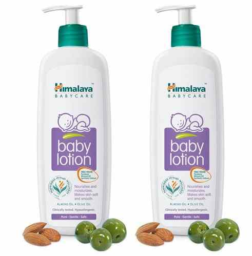 Himalaya Baby Lotion, 200 ML (Pack Of 2)
