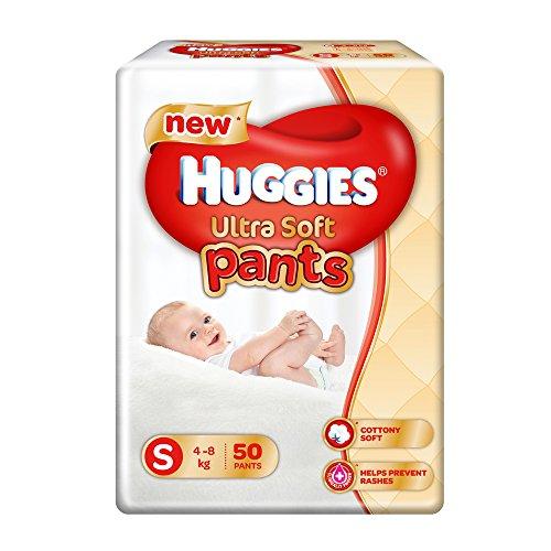 Huggies Ultra Soft Premium S Diapers (50 Pieces)