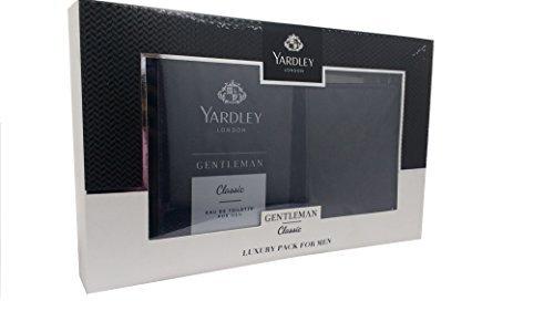 Yardley London Gentleman Classic Men Perfume, 50 ML
