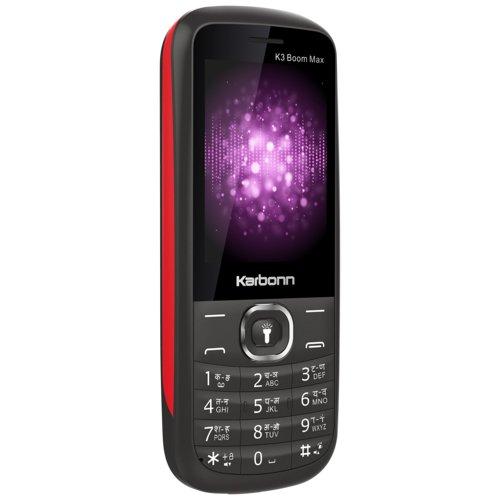 Karbonn K3 Boom Max (Black Red Mobile Mobile