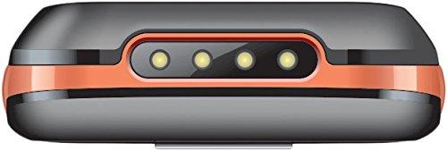 Karbonn K3 Boom Max (Grey Orange Mobile Mobile