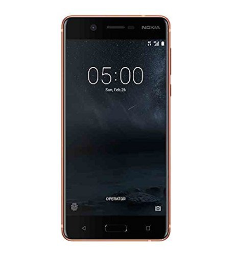 Nokia 5 16GB ROM 2GB RAM Copper Mobile