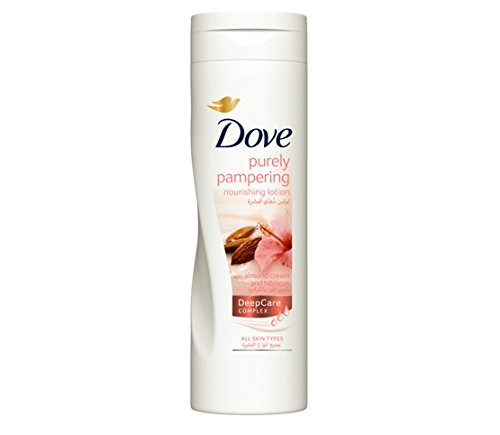 Dove Purely Pampering Almond Cream and Hibiscus Body Lotion 400ml