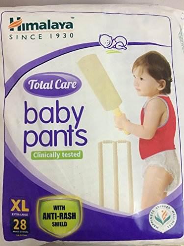 Himalaya Pants Baby XL Diapers (28 Pieces)
