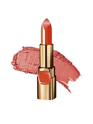 Loreal Paris Color Riche Moist Matte Lipstick For Women Orange Power C511, 4.2 GM
