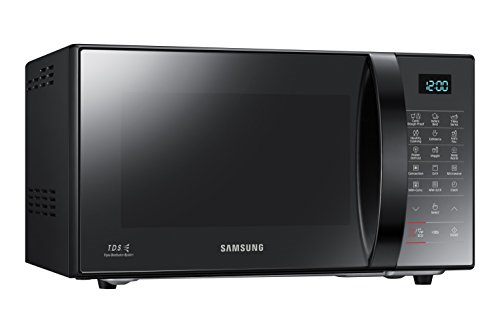 Samsung CE76JD-M/TL 21 Lts Convection Microwave Oven Black