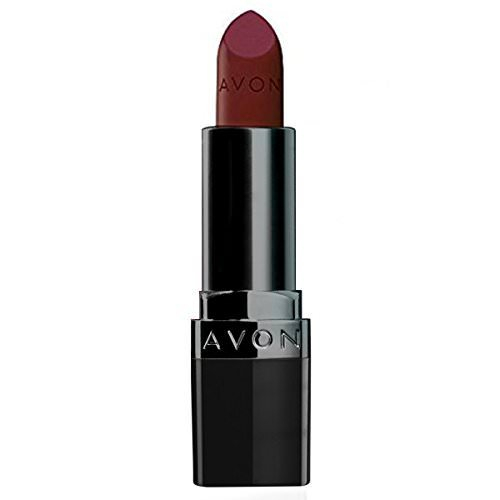 Avon True Color Perfectly Matte Lipstick, 4 GM Wild Cherry