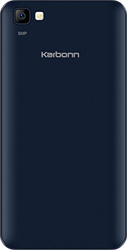 Karbonn K9 Smart Selfie (8 GB, 1 GB Black) Mobile