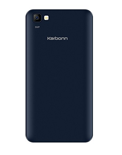Karbonn K9 Smart Selfie (8 GB, 1 GB Blue) Mobile