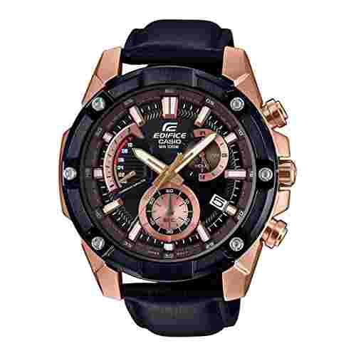 Casio Edifice EX393 (EFR-559BGL-1AVUDF) Analog Multi Colour Dial Men's Watch
