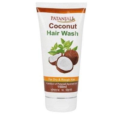 Patanjali Coconut Hair Wash 150ml