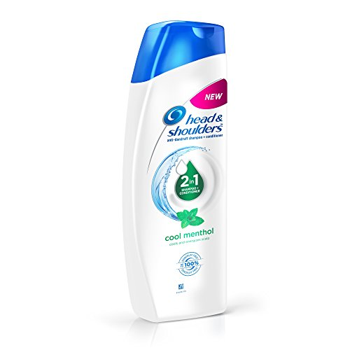 Head & Shoulders Cool Menthol 2 IN 1 Shampoo & Conditioner (360ml)