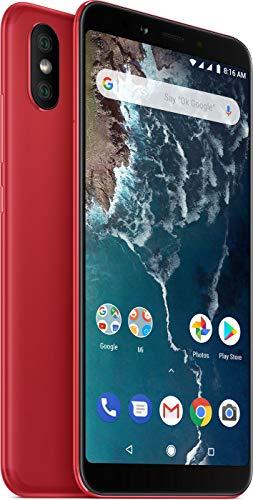 Xiaomi Mi A2 (64GB, 4GB RAM) Red Mobile
