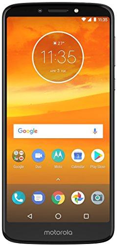 Moto E5 Plus (Moto XT1924-3) 32GB 3GB RAM Black Mobile