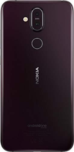 Nokia 8.1 (64GB, 4GB RAM) Iron Mobile