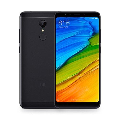Redmi 5 (64GB, 4GB RAM) Black Mobile