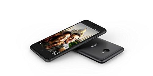 Intex Aqua Elyt Dual 16GB Black Mobile