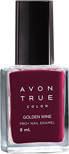 Avon Color Nailwear Pro Plus, Golden wine 8 ML