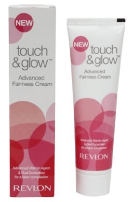 Revlon Touch and Glow Advanced Fairness Cream 75gm