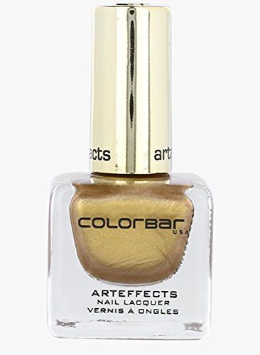 Colorbar Arteffects Coppertone Gold Luxe Nail Paint, 12 ML 2
