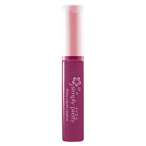 Avon Sp Shine Liquid Lip Gloss 3 ML Restage Amethyst Glitters