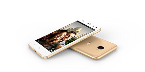Intex Aqua Elyt Dual 16GB Champagne Mobile