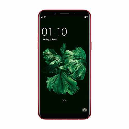 Oppo F5 (Oppo CPH1727) 64GB 6GB RAM Red Mobile